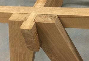 houten werkstukken